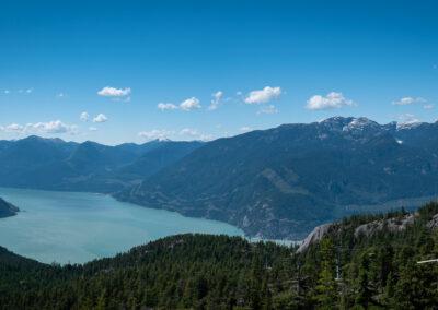 Kanada, Squamish