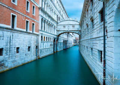 Suckarnas bro, Venedig